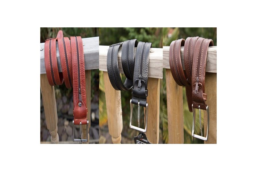 J4L Review - Kenneth Brownne Zipped Belt
