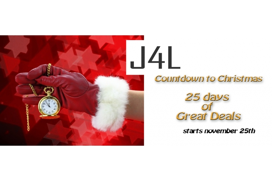 J4L Christmas Coundown Daily Deals