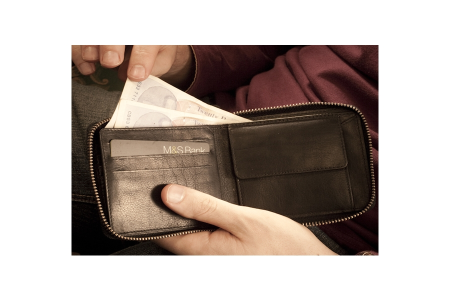 Trends in leather wallets for men
