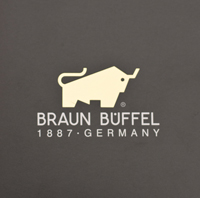 Range of leather goods from Braun Buffel