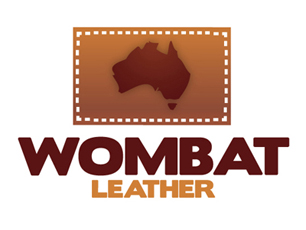Range of leather goods from Wombat