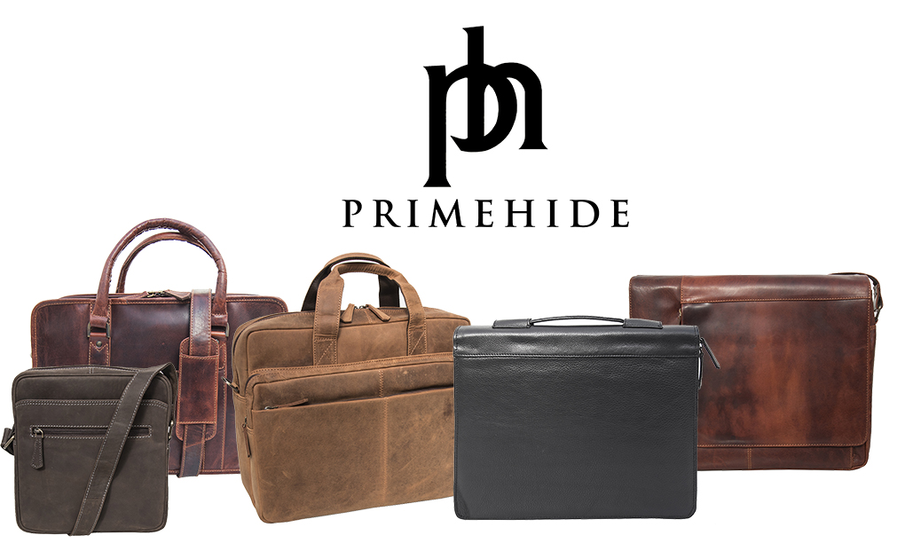 Black Label Leather bags by Prime Hide leather