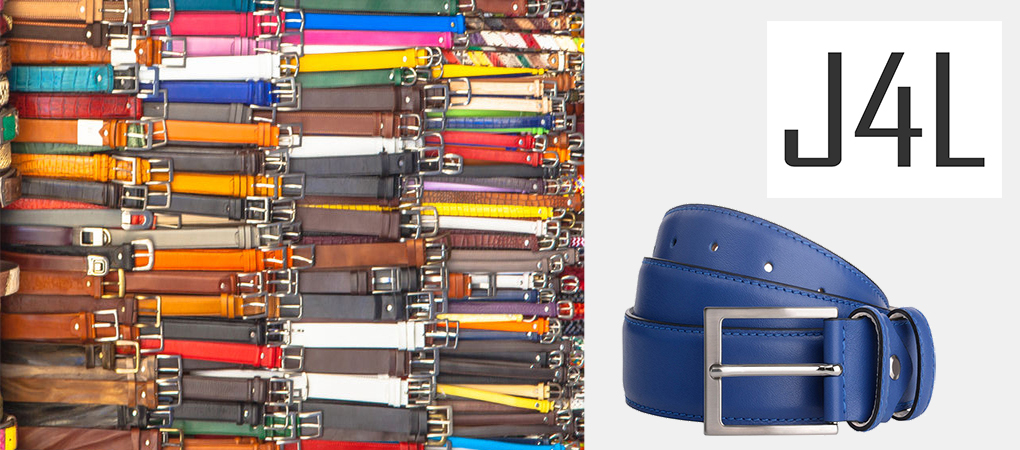 Men's Italian Leather Belts-Going Beyond Black and Brown