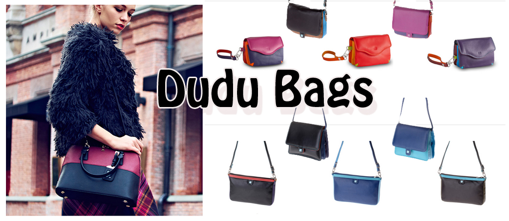 BRAND OF THE WEEK - DUDU BAGS, Colourful Collection