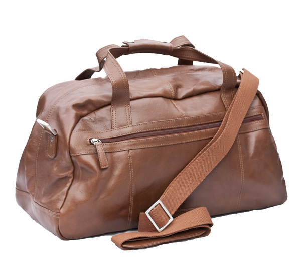 J4L Review: Hidesign Hamilton Luxury Leather holdall