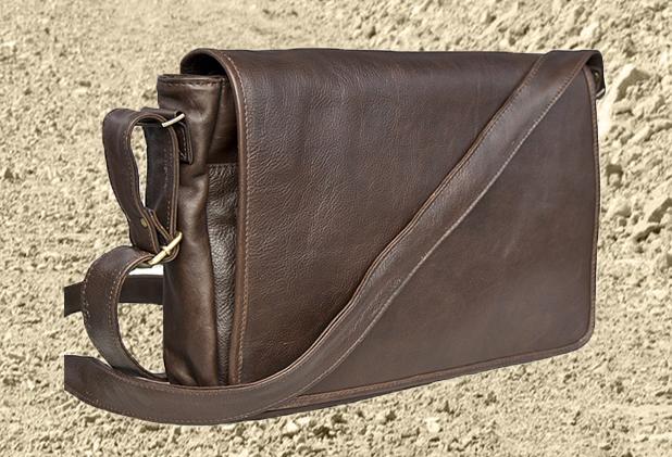 The Sleekest Laptop Bag Around