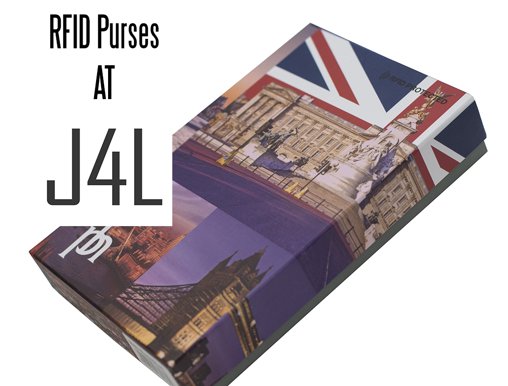The New London RFID Purse Collection