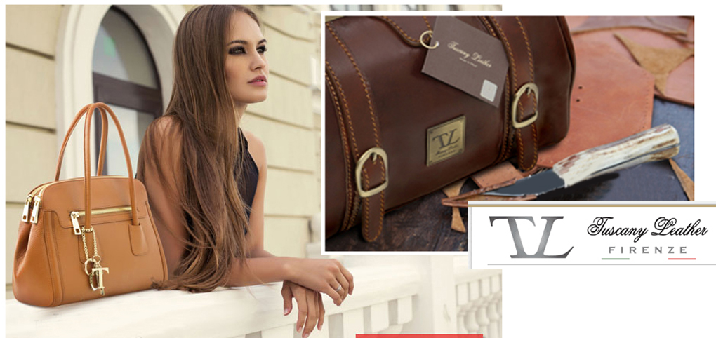 BRAND OF THE WEEK - TUSCANY LEATHER