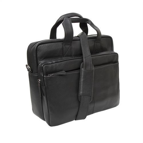 Prime Hide Leather Business laptop bag