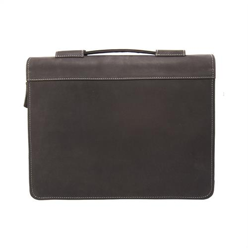 Prime Hide Leather Document folder