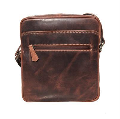 Prime Hide Leather Flight Bag