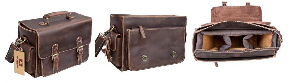 Wombat Camera Bags