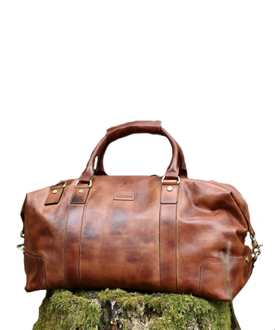 Browse our range of leather holdalls