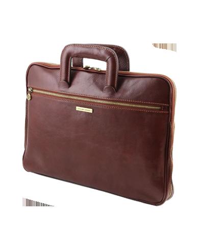 Ladies designer leather business bags